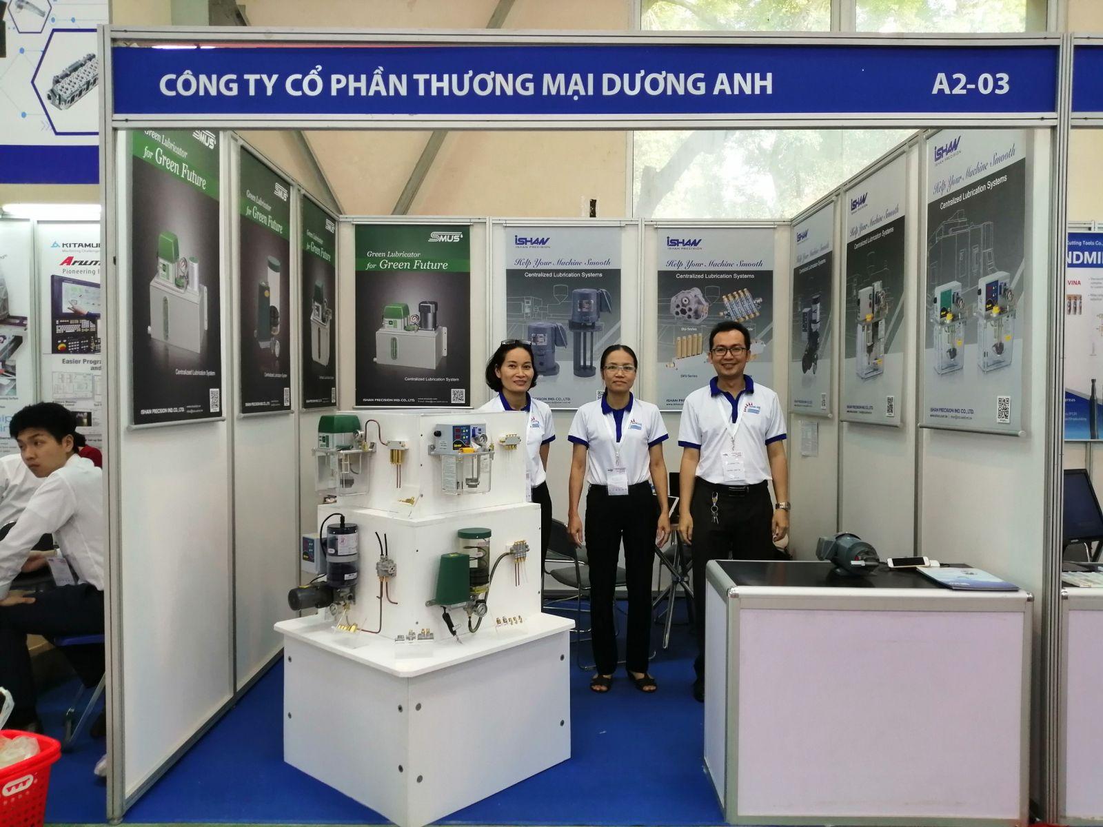 Trien lam Duong Anh MTA 2019 (1)