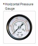 Đồng hồ áp suất chân sau áp 15-35 bar ISHAN