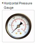 Đồng hồ áp suất chân sau áp 1.5-3.5 bar ISHAN